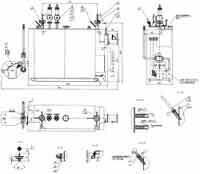 Водогрейный котел КСВа-0,63(ЭКО) 2