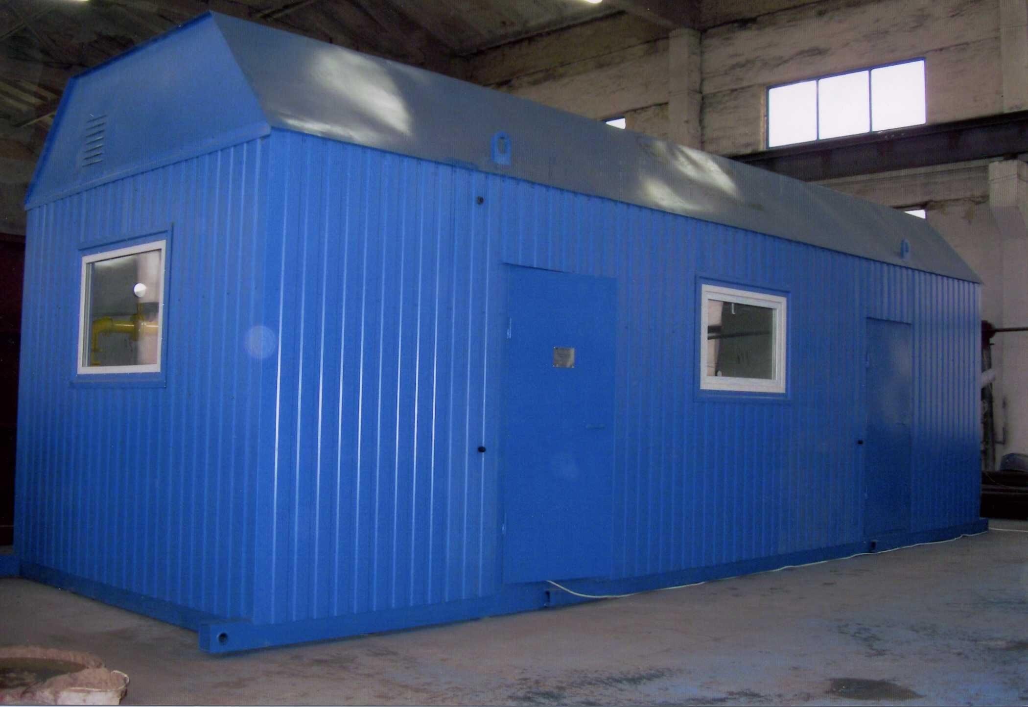 импортные газовые котельные контейнерного типа купить