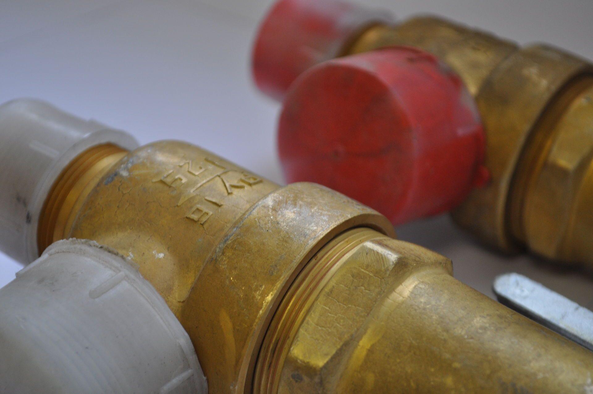 Клапан предохранительный  УФ 55105-025 Ду25 Ру16 (настройка 4-8 Рр8)